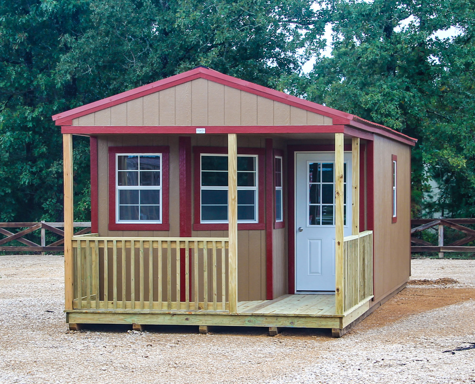 pre built cabins in mo