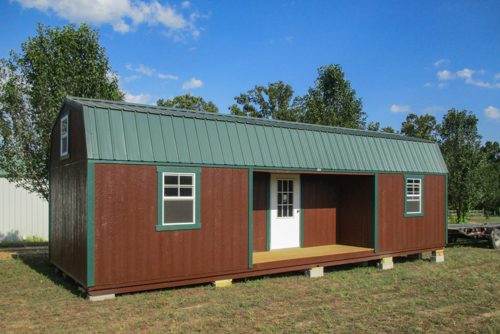 pre manufactured cabins in mo