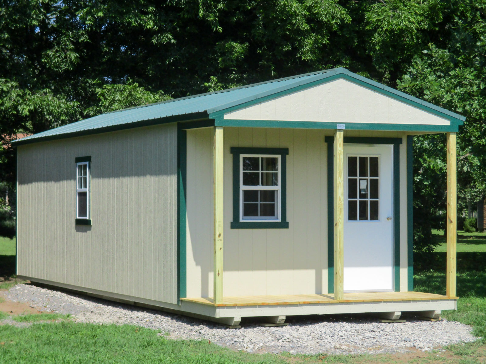 pre built cabins