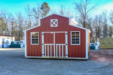 prefab shed 3