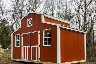 prefab shed 4