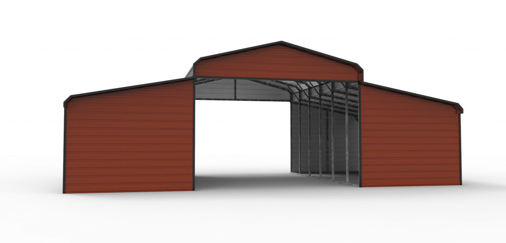 metal buildings barn