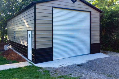 metal garage rv carport