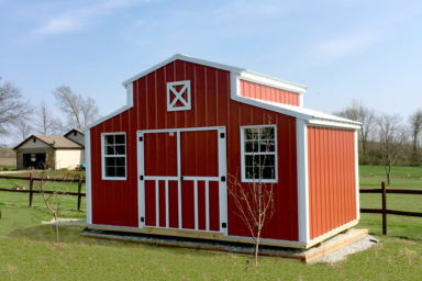 carolina barn prefab shed