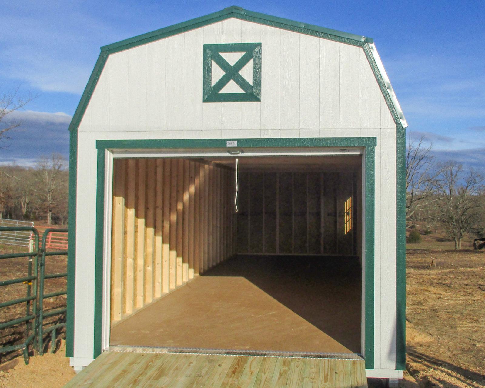 advance missouri garages