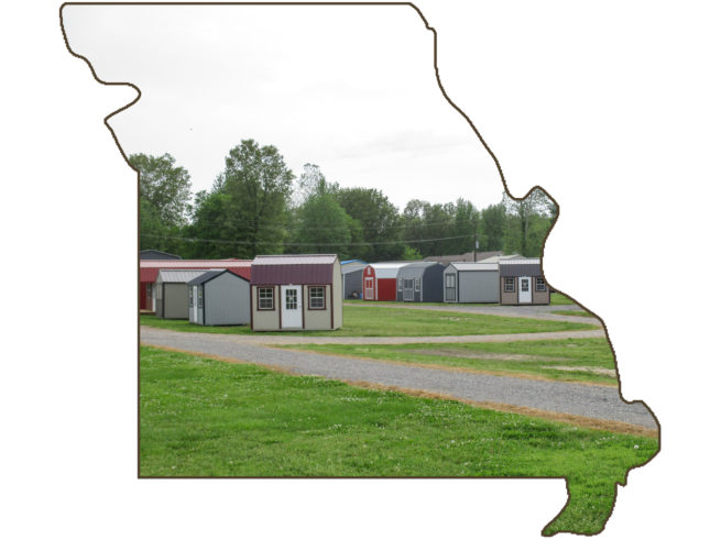missouri shed builders 4 locations