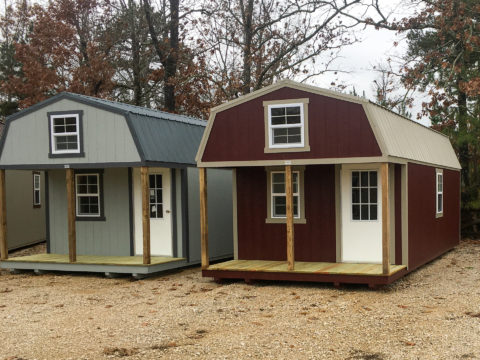 missouri cabin builders