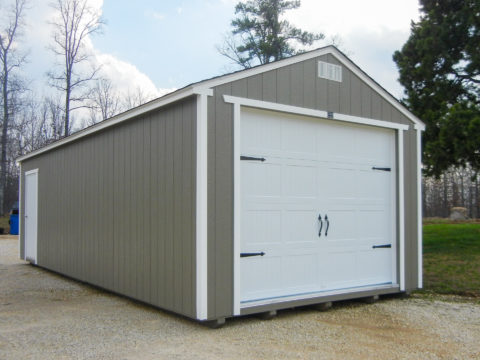 missouri garage builders