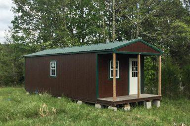 small prefab cabin mo