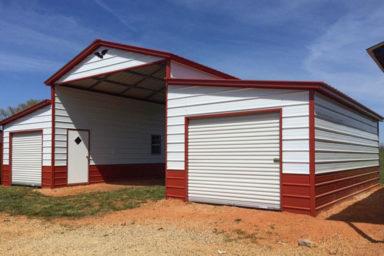missouri metal barns