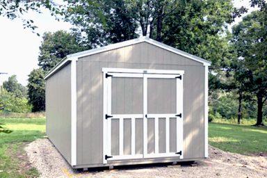 utility sheds