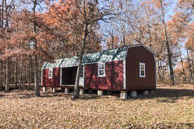 prefab cabins missouri