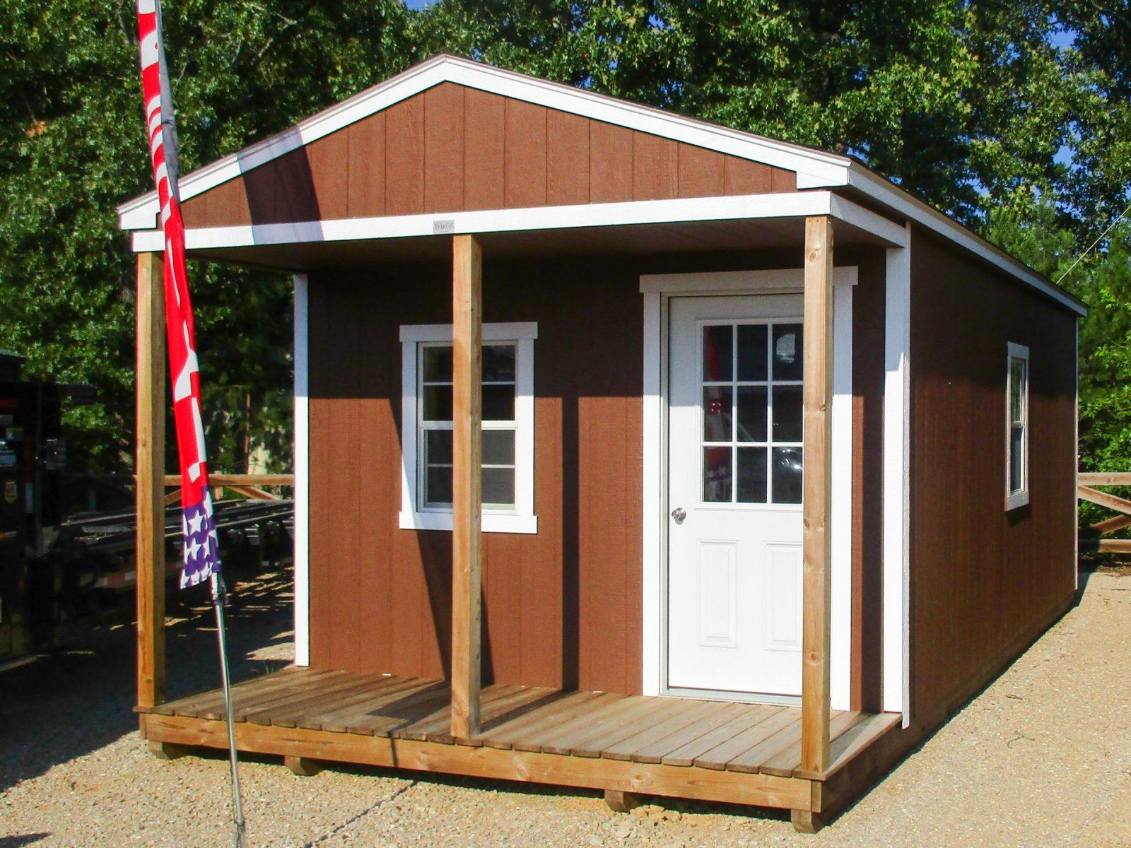 small prefab cabin