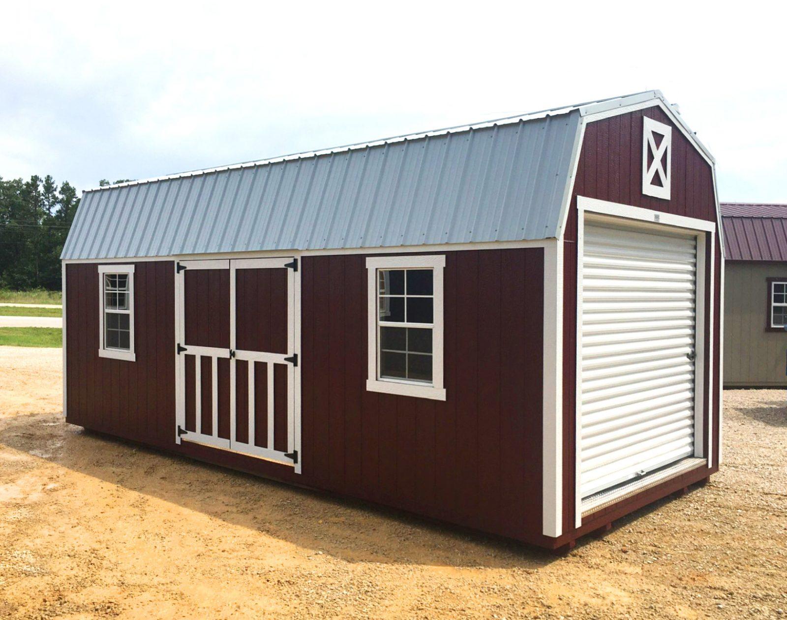 prefabricated garages missouri