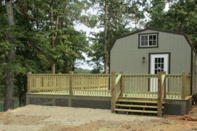 lofted cabin 3