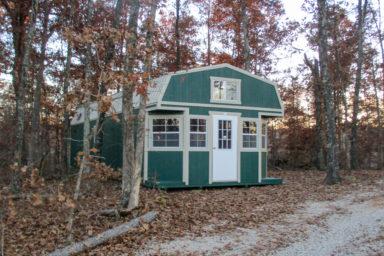 lofted cabin 4