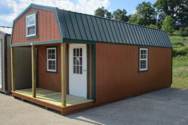 lofted cabin 7