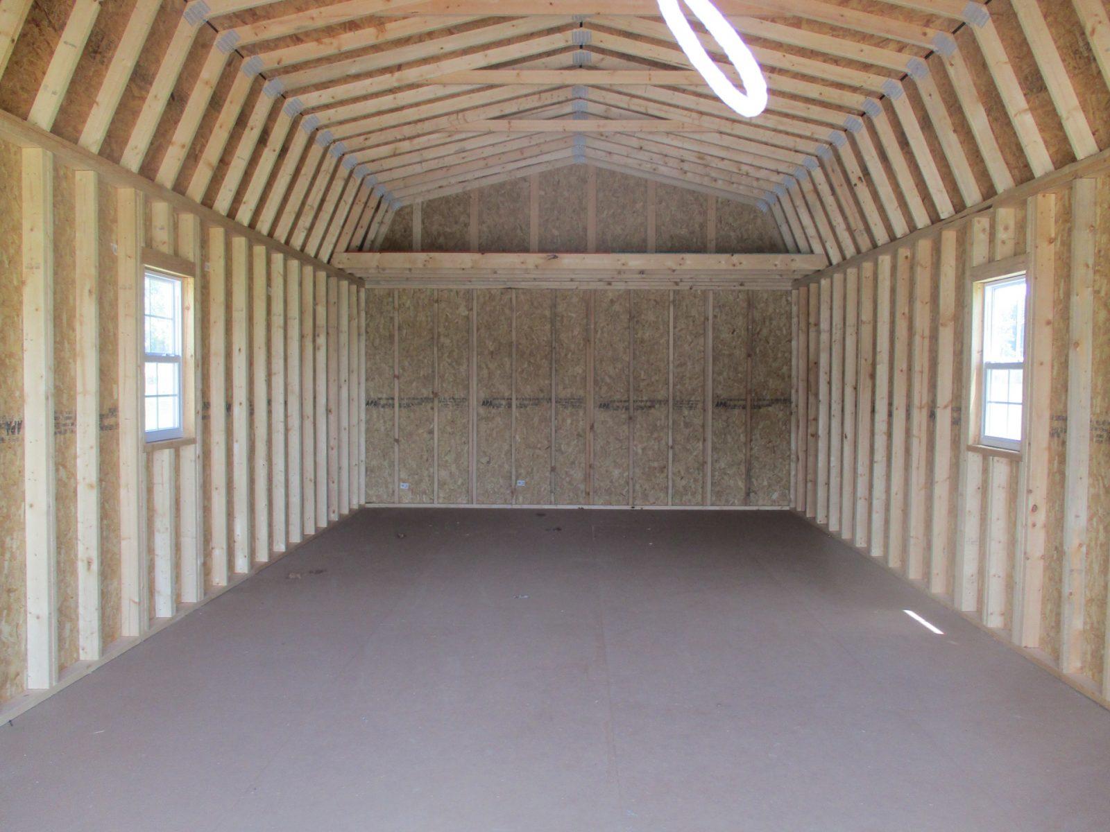 manufactured garage 9