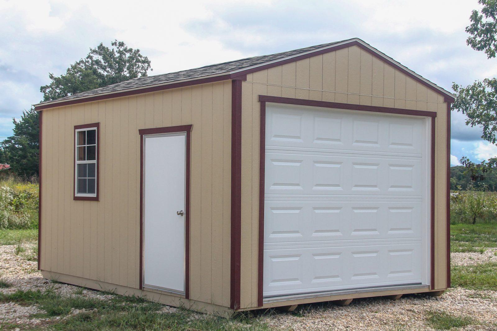 prefab garage 2