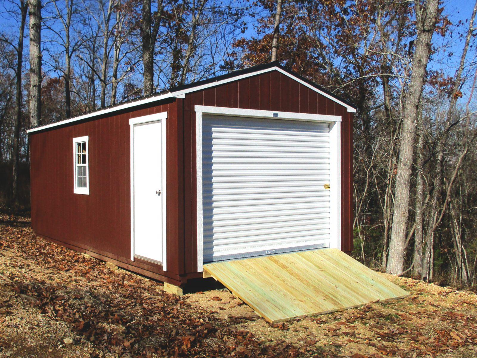 12x20 portable garage mo