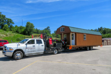 shed delivery 11