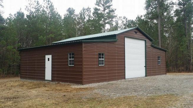 metal barns 5