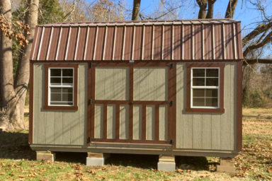 lofted shed 10