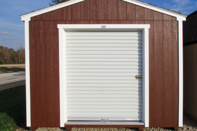 utility shed 2