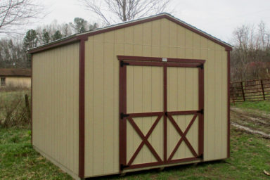 utility shed 3