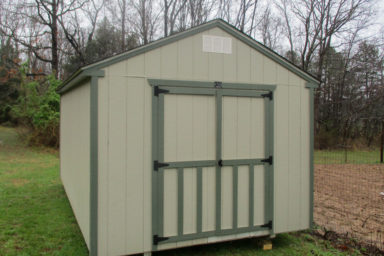 utility shed 5