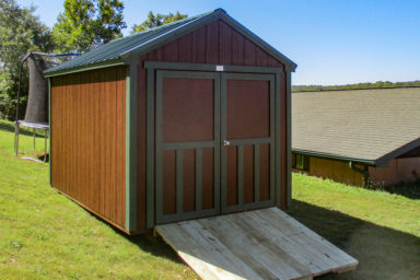 utility shed 6