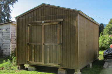 utility shed 7