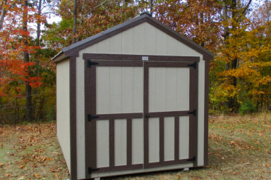 utility shed 8