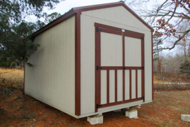 utility shed 9