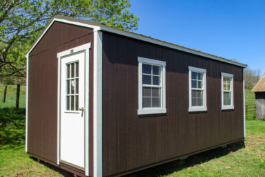 utility shed 10