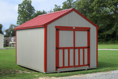 utility shed 11