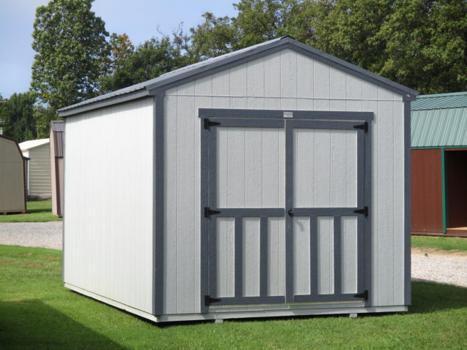 utility shed 12
