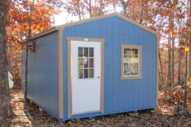 utility shed 13