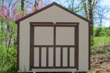utility shed 15