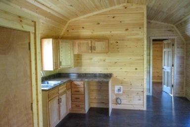 Missouri Cabins Interior