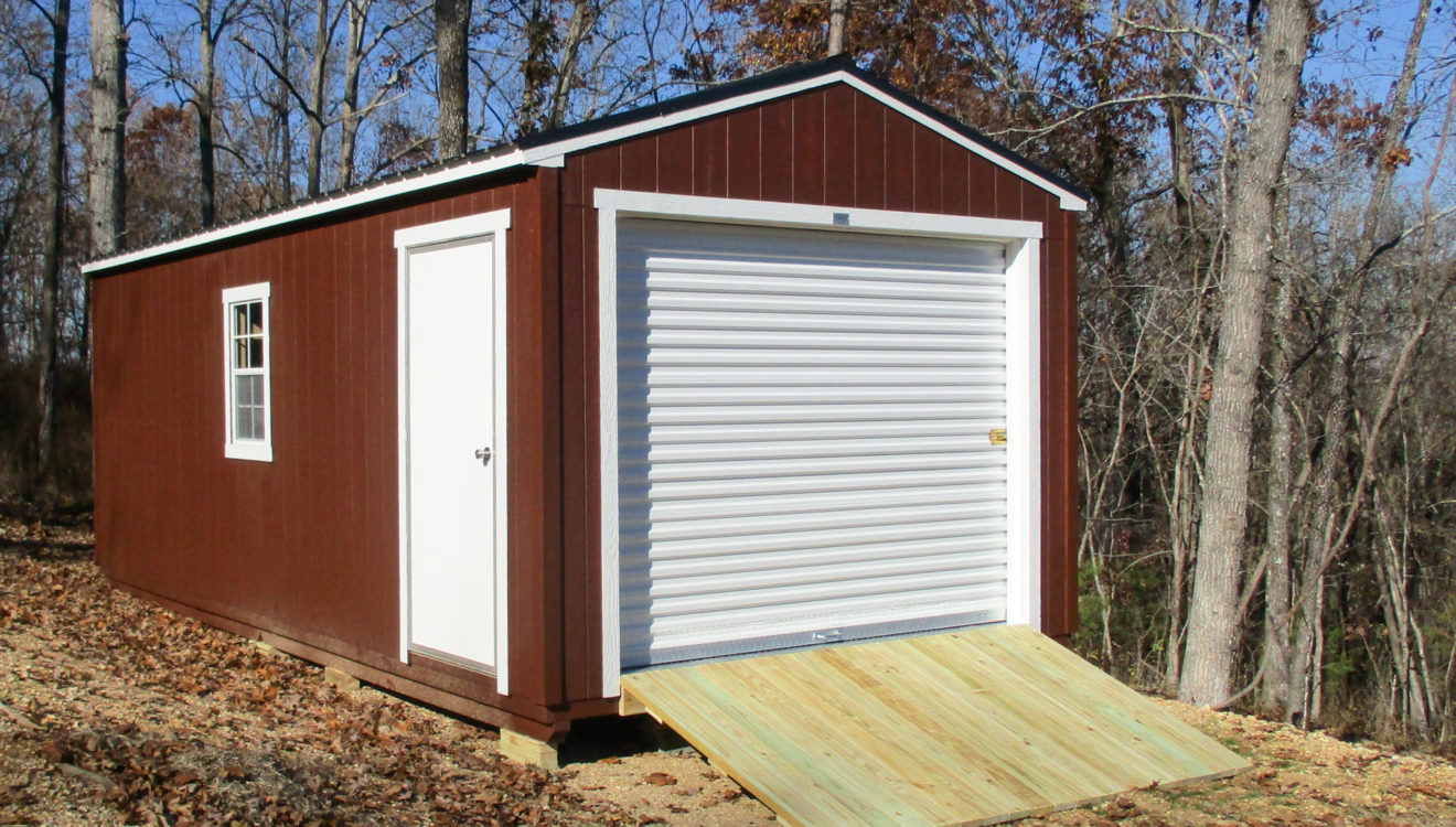 Prefab Garage Save Money Without The Construction Headaches