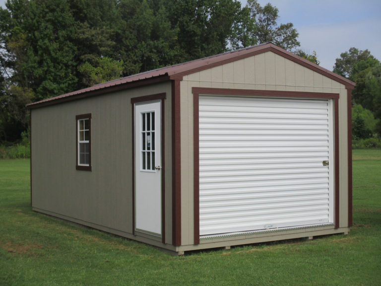 prefab garages mo